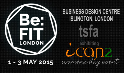 befit iCan2 – 'Women Only Total Wellbeing Weekender'